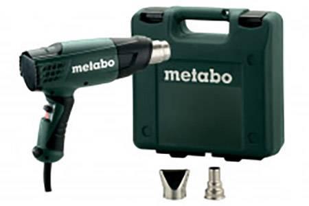 Metabo 601650500 Termosoffiatore incl. valigia, incl. accessori
