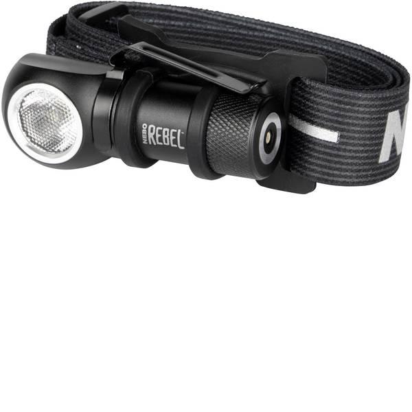 Lampade da testa - Nebo Rebel 600 RC LED Lampada frontale a batteria ricaricabile 600 lm 4.5 h NB6691 -