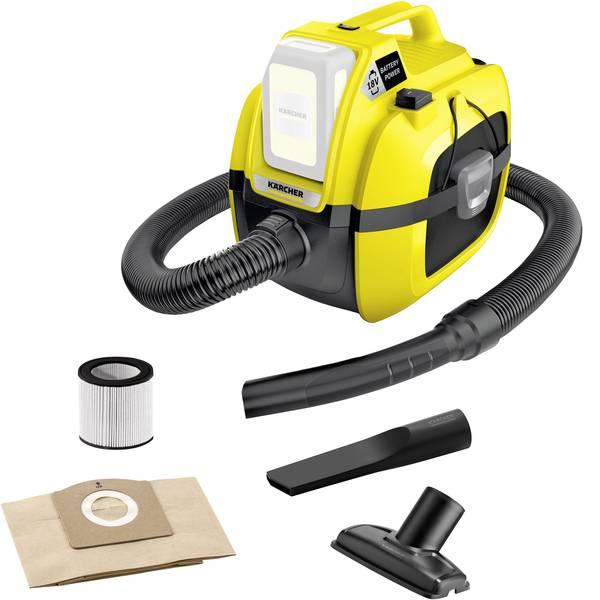 Bidoni aspiratutto - Kärcher WD 1 Compact Battery 1.198-300.0 Aspiratutto 230 W 7 l senza batteria -