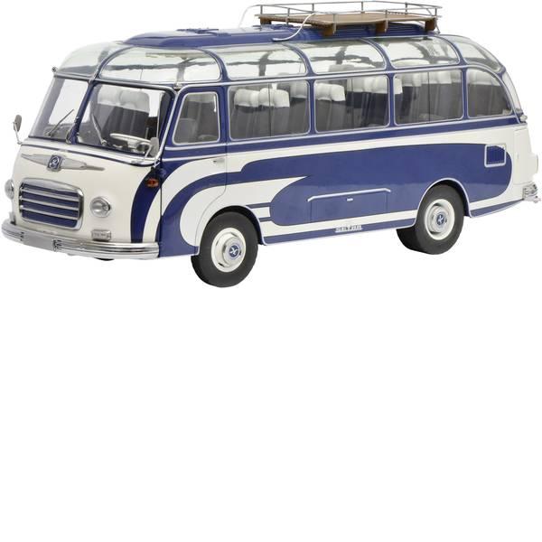 Modellini statici di auto e moto - Schuco Setra S6 1:18 Bus modello -