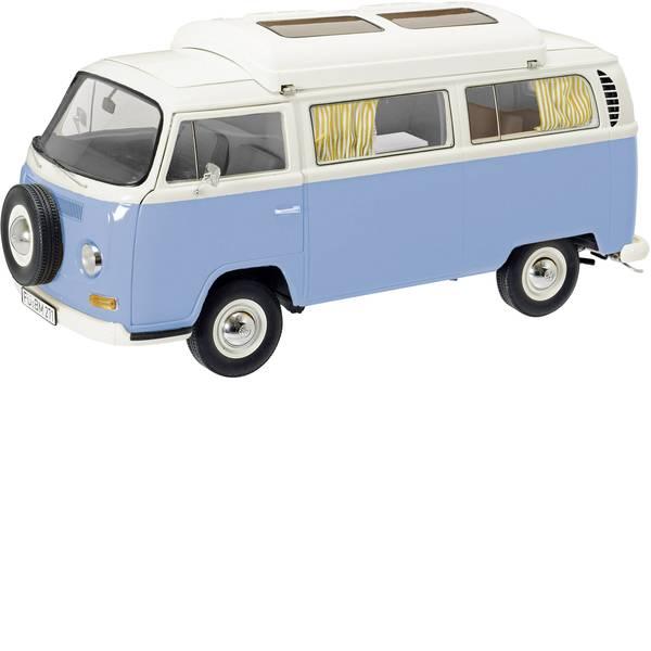 Modellini statici di auto e moto - Schuco VW T2a Campingbus 1:18 Automodello -