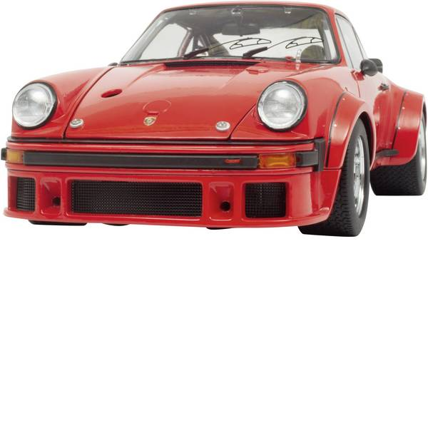 Modellini statici di auto e moto - Schuco Porsche 934 RSR 1:18 Automodello -
