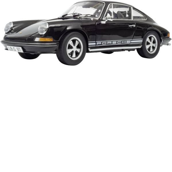 Modellini statici di auto e moto - Schuco Porsche 911 S Coupé 1973 1:18 Automodello -