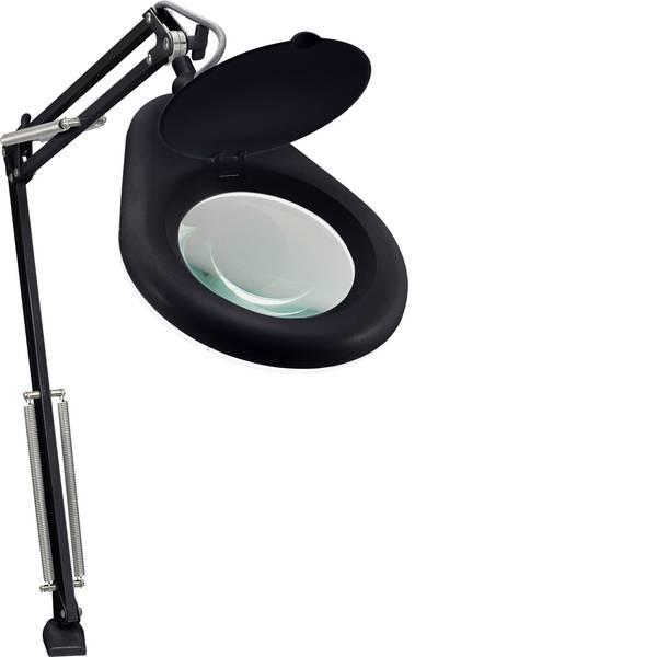 Lampade tecniche e lenti da laboratorio - TOOLCRAFT TO-6394494 Lampada da tavolo con lente Classe energetica: B (A++ - E) -
