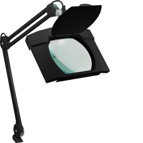Lampade tecniche e lenti da laboratorio - TOOLCRAFT 2131499 Lampada da tavolo con lente Classe energetica: A (A++ - E) -