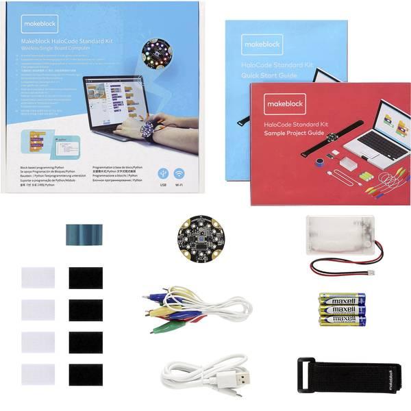 Pacchetti di apprendimento elettrici ed elettronici - Makeblock HaloCode Starter Kit mb_P1030065 Computer a scheda singola -
