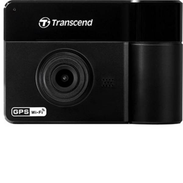 Dashcam - Transcend DrivePro 550 Dashcam con GPS Max. angolo di visuale orizzontale=160 ° Display -