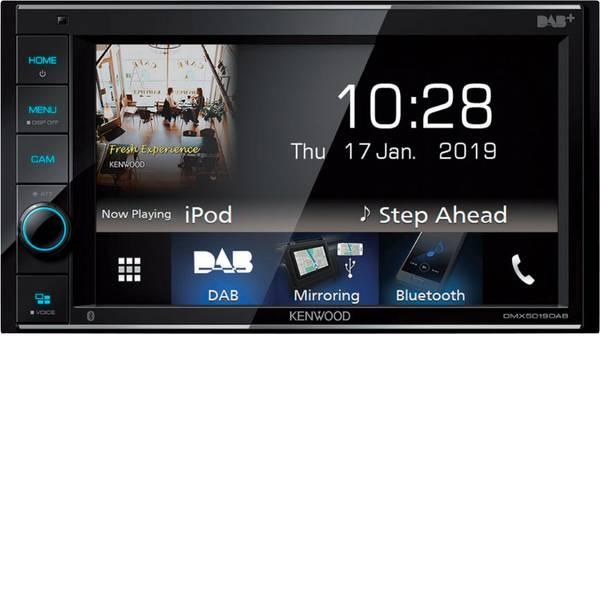 Autoradio e Monitor multimediali - Kenwood DMX-5019DAB Moniceiver doppio DIN Collegamento per telecamera posteriore, Vivavoce Bluetooth® -