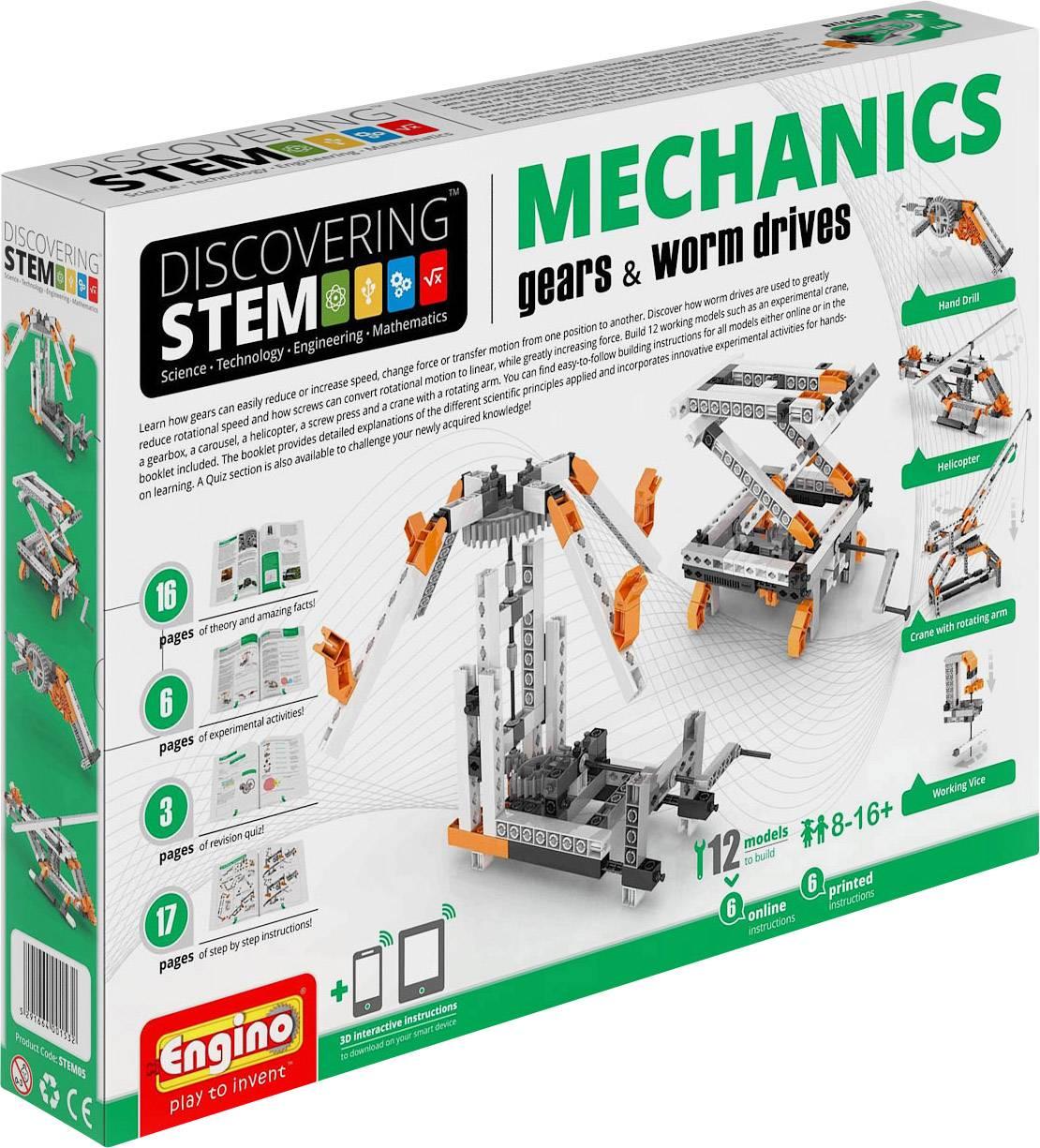 Engino Discovering STEM Kit da