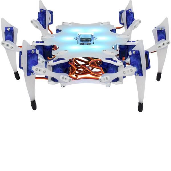 Robot in kit di montaggio - Stemi Robot in kit da montare Hexapod KIT da costruire 12345 -