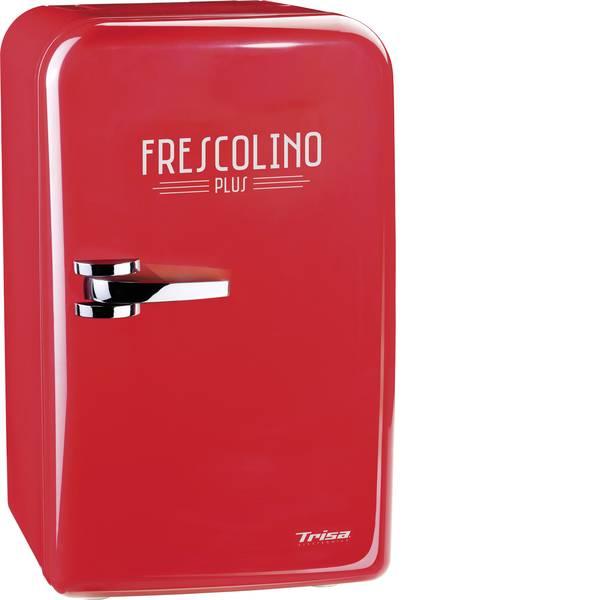 Frigoriferi - Trisa Frescolino Plus Frigorifero Classe energetica: A+ (A+++ - D) 17 l Stand alone Rosso -