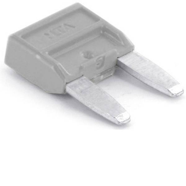Fusibili per auto - Mini fusibile piatto per auto 2 A Grigio TRU COMPONENTS 8551176 1 pz. -