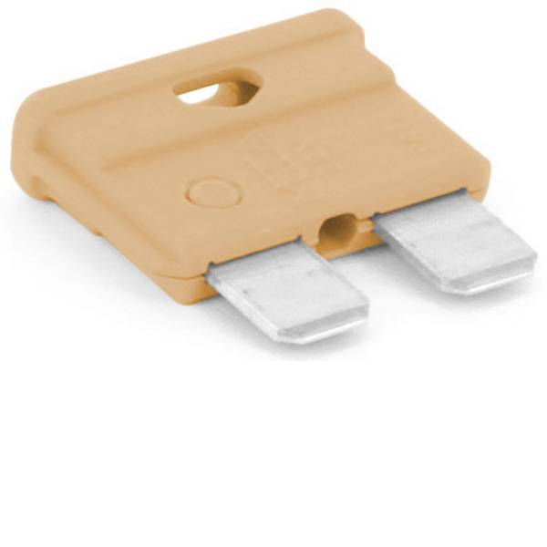 Fusibili per auto - Fusibile piatto standard per auto 5 A Marrone chiaro TRU COMPONENTS 8551180 1 pz. -
