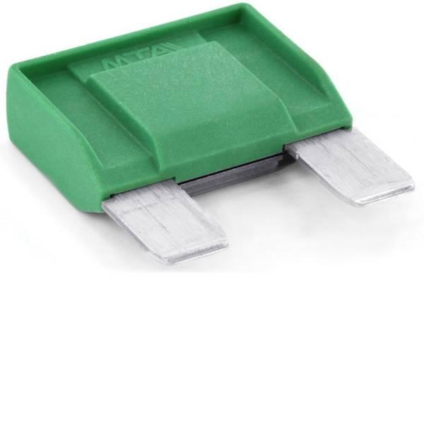 Fusibili per auto - Maxi fusibile piatto 30 A Verde TRU COMPONENTS 8551196 1 pz. -