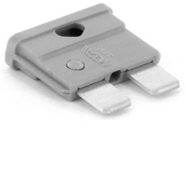 Fusibili per auto - Fusibile piatto standard per auto 2 A Grigio TRU COMPONENTS 8551200 1 pz. -