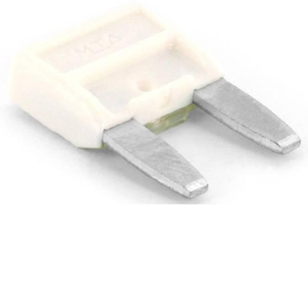 Fusibili per auto - Mini fusibile piatto per auto 25 A Bianco TRU COMPONENTS 8551216 1 pz. -