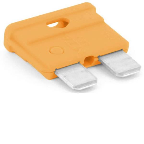 Fusibili per auto - Fusibile piatto standard per auto 40 A Arancione TRU COMPONENTS 8551220 1 pz. -