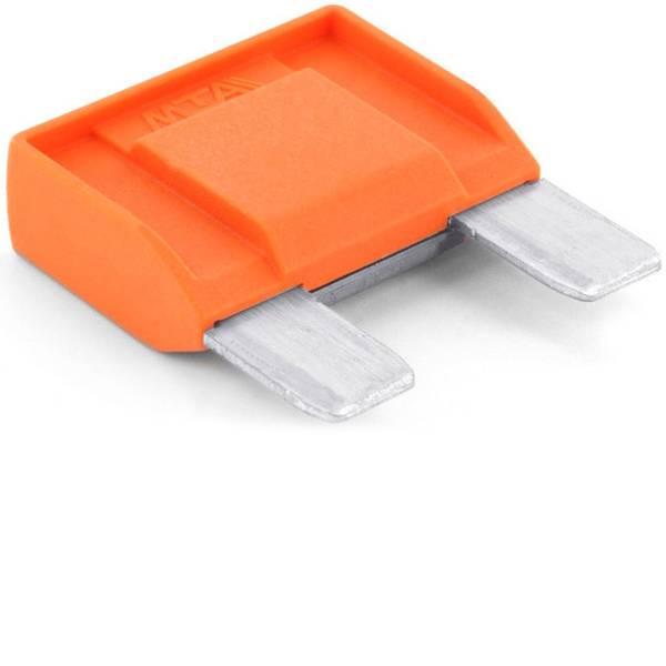Fusibili per auto - Maxi fusibile piatto 40 A Arancione TRU COMPONENTS 8551232 1 pz. -