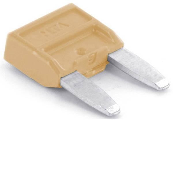 Fusibili per auto - Mini fusibile piatto per auto 5 A Marrone chiaro TRU COMPONENTS 8551236 1 pz. -