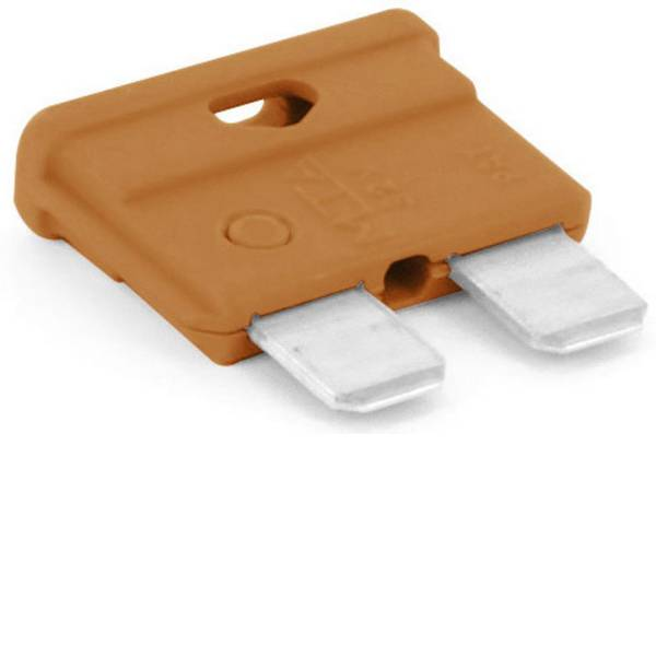 Fusibili per auto - Fusibile piatto standard per auto 7.5 A Marrone TRU COMPONENTS 8551240 1 pz. -