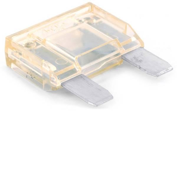 Fusibili per auto - Maxi fusibile piatto 80 A Grigio TRU COMPONENTS 8551248 1 pz. -