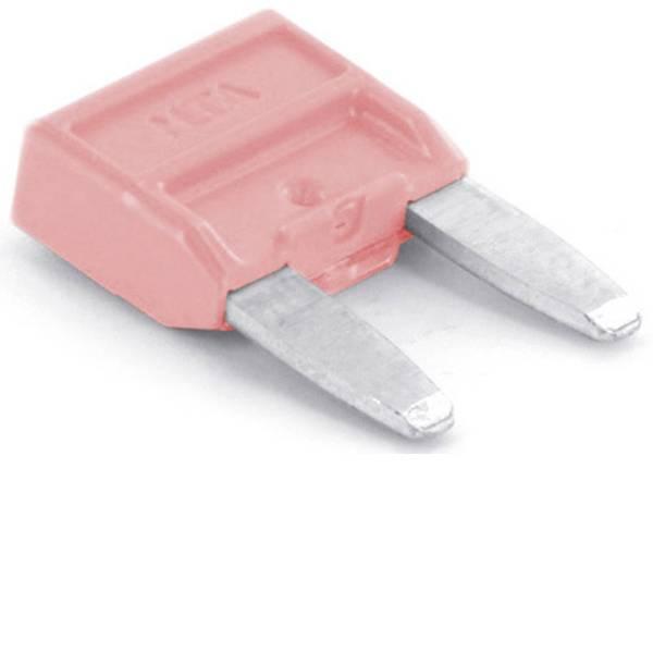 Fusibili per auto - Mini fusibile piatto per auto 4 A Rosa TRU COMPONENTS 8551256 1 pz. -