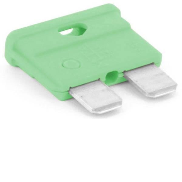 Fusibili per auto - Fusibile piatto standard per auto 30 A Verde chiaro TRU COMPONENTS 8551288 1 pz. -