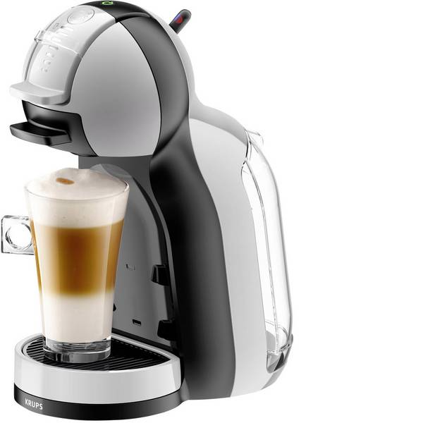 Macchine a capsule Nespresso - Krups KP 123B KP123B Argento (opaco), Nero Macchina per caffè con capsule -