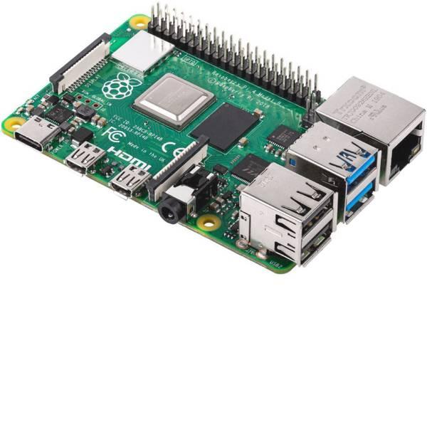 Schede di sviluppo e Single Board Computer - Raspberry Pi® 4 B 4 GB 4 x 1.5 GHz Raspberry Pi® -