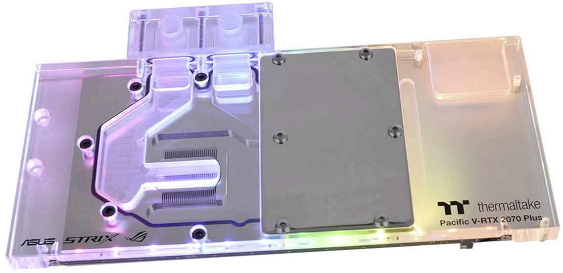 Dissipatore per scheda grafica Thermaltake Pacific V-RTX 2070 Plus Water Block