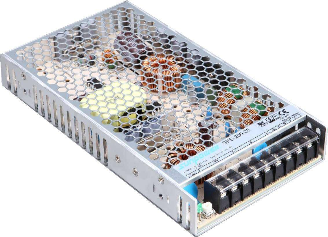 Alimentatore AC / DC Dehner Elektronik SPE 200-36 36 V/DC 5.6 A 200 W stabilizzato