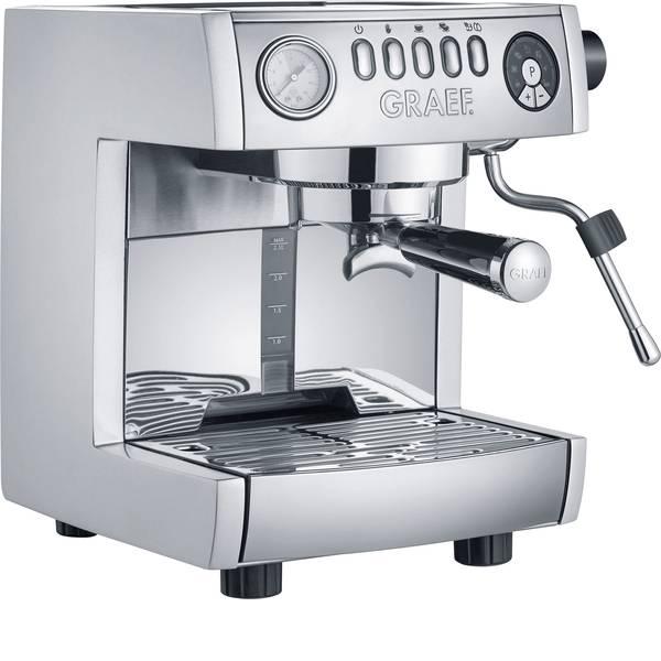 Macchine per caffè espresso - Macchina caffè a filtri Graef ES850EU Alluminio 1470 W -