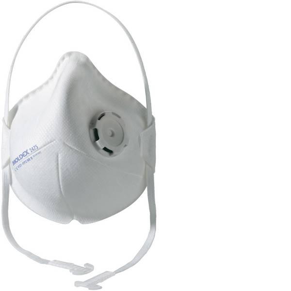 Maschere per polveri fini - Moldex Smart Pocket 247501 Mascherina antipolvere con valvola FFP2 D 10 pz. -