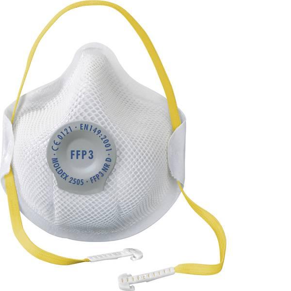 Maschere per polveri fini - Moldex Smart 250501 Mascherina antipolvere senza valvola FFP3 D 10 pz. -