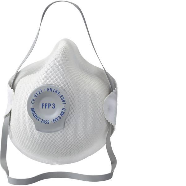 Maschere per polveri fini - Moldex Klassiker 255501 Mascherina antipolvere con valvola FFP3 D 20 pz. -