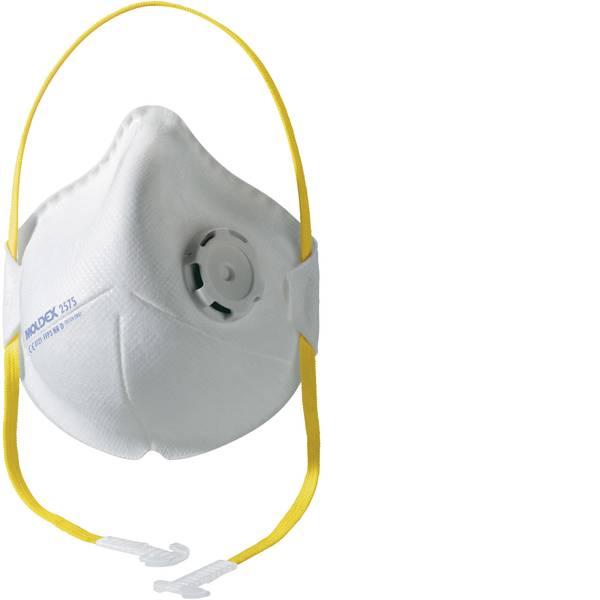 Maschere per polveri fini - Moldex Smart Pocket 257501 Mascherina antipolvere con valvola FFP3 D 10 pz. -