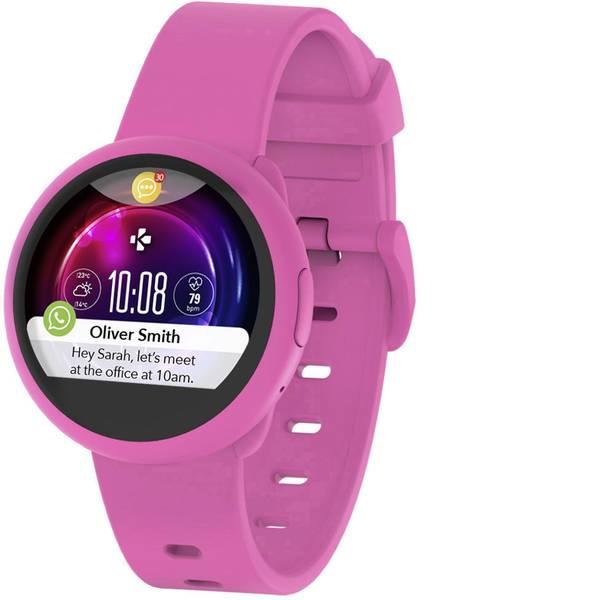 Dispositivi indossabili - MyKronoz ZeRound3 Lite Smartwatch Rosa -
