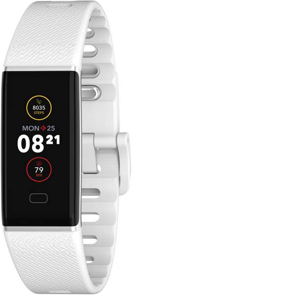 Dispositivi indossabili - MyKronoz ZeTrack Fitness Tracker Bianco -