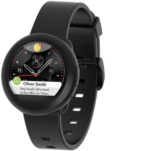 Dispositivi indossabili - MyKronoz ZeRound3 Lite Smartwatch Nero -