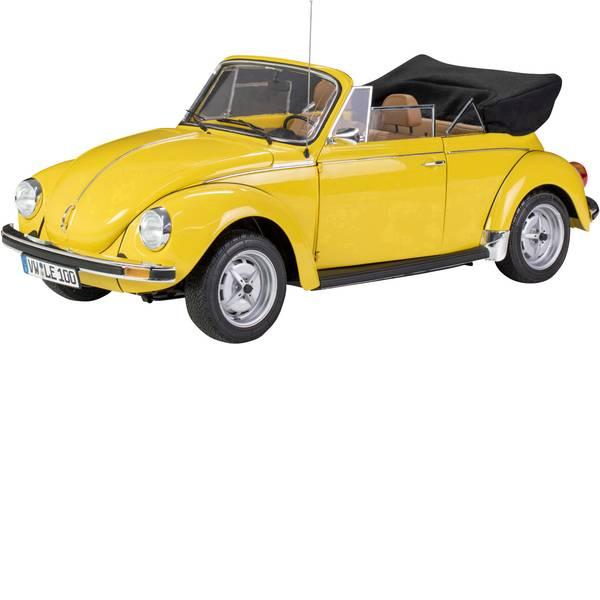 Modellini statici di auto e moto - Legrand VW Käfer Cabrio 1303 sonnengelb 1:8 Automodello -