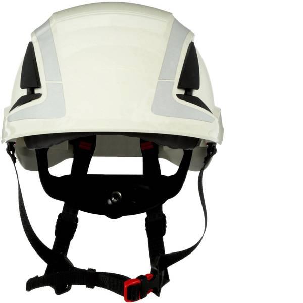 Caschi di protezione - Casco di protezione con sensore UV, riflettente, ventilato Bianco 3M X5001V-CE EN 397, EN 12492 -