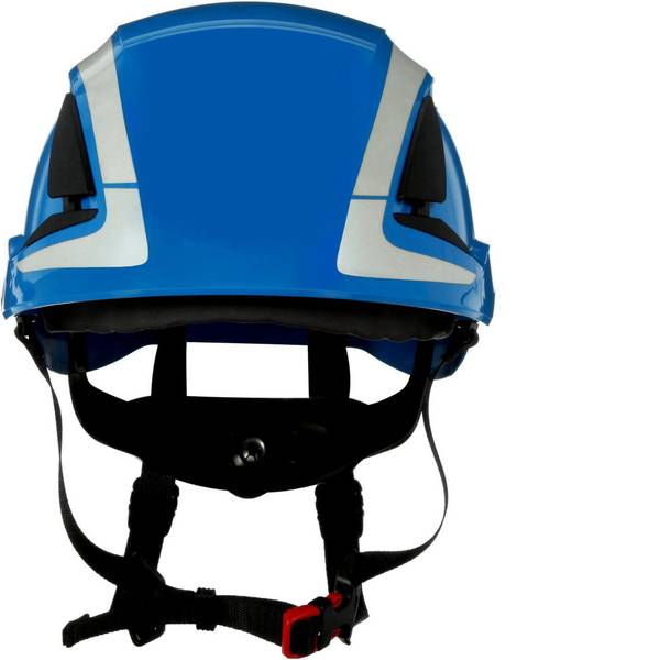Caschi di protezione - Casco di protezione con sensore UV, riflettente, ventilato Blu 3M X5003V-CE EN 397, EN 12492 -