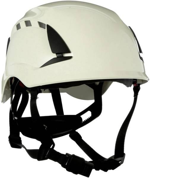 Caschi di protezione - Casco di protezione ventilato, con sensore UV Bianco 3M SecureFit X5001VE-CE EN 397, EN 12492, EN 50365 -