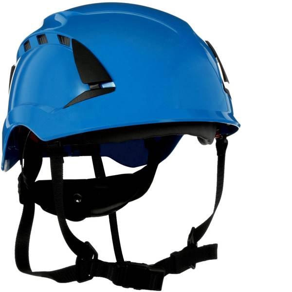 Caschi di protezione - Casco di protezione ventilato, con sensore UV Blu 3M SecureFit X5003VE-CE EN 397, EN 12492, EN 50365 -