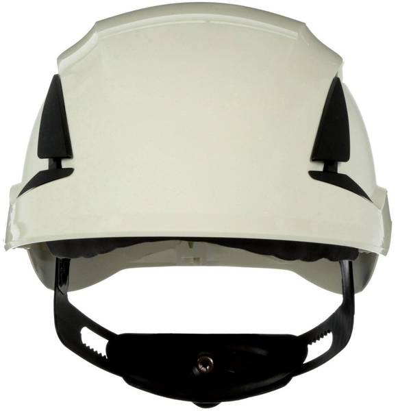 Caschi di protezione - Casco di protezione ventilato, con sensore UV Bianco 3M SecureFit X5501V-CE-4 EN 397 -