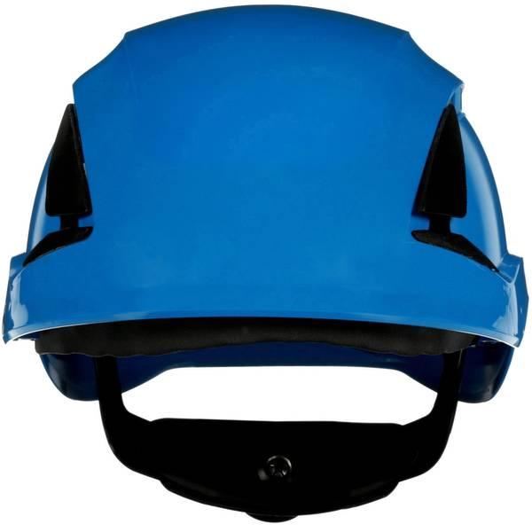 Caschi di protezione - Casco di protezione ventilato, con sensore UV Blu 3M SecureFit X5503V-CE-4 EN 397 -