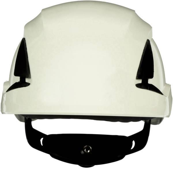 Caschi di protezione - Casco di protezione con sensore UV Bianco 3M SecureFit X5501NVE-CE-4 EN 397 -