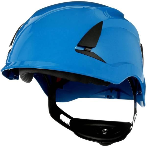 Caschi di protezione - Casco di protezione con sensore UV Blu 3M SecureFit X5503NVE-CE-4 EN 397 -