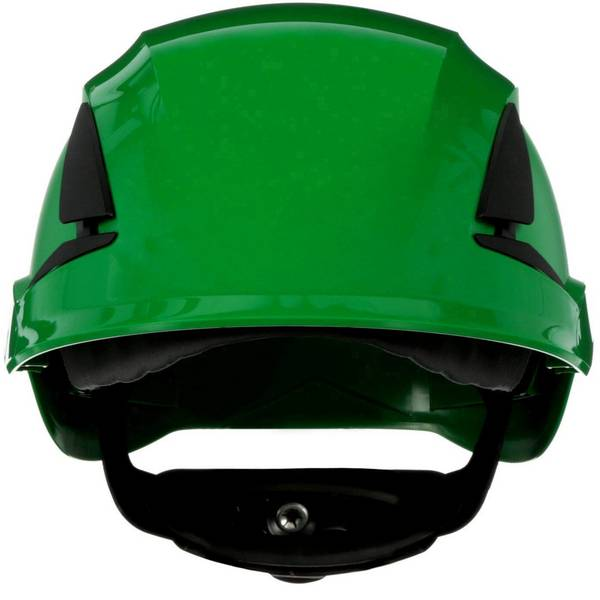 Caschi di protezione - Casco di protezione con sensore UV Verde 3M SecureFit X5504NVE-CE-4 EN 397 -