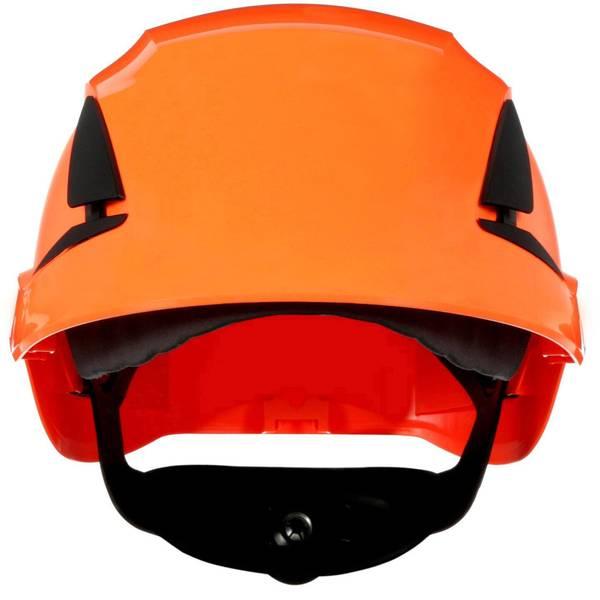 Caschi di protezione - Casco di protezione con sensore UV Arancione 3M SecureFit X5507NVE-CE-4 EN 397 -